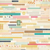 Thrifty Paper - Craft Market - Crate Paper