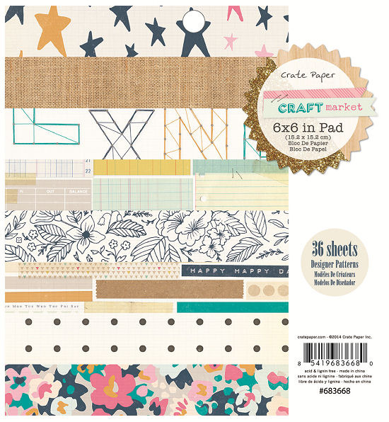 Crate Paper Craft Market