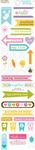 Simply Spring Trinket Stickers - Bella Blvd