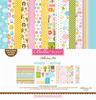 "Simply Spring - Bella Blvd Collection Kit 12""X12"""
