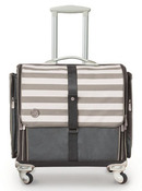 Gray 360 Crafter's Rolling Bag - We R Memory Keepers