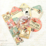 Bedtime Story Tags & Tickets - Prima