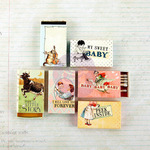 Bedtime Story Matchboxes - Prima