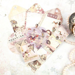 Butterfly Tags & Tickets - Prima