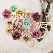 Bulbe Mulberry Paper Flowers - Butterfly - Prima