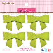 Pickle Juice Bella Bow - Color Chaos