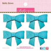Ice Bella Bow - Color Chaos