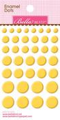 """Bell Pepper Dots - Enamel Stickers 3""""X4.75"""""""