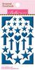"Blueberry Doodads - Enamel Stickers 3""X4.75"""