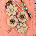 Reina Kraft Paper Flowers - Allure - Prima