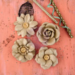 Toli Kraft Paper Flowers - Allure - Prima