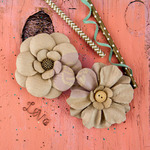 Purisima Kraft Paper Flowers - Allure - Prima