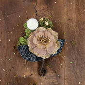 Espen Canvas & Burlap Flower Stem - Sylvan - Prima