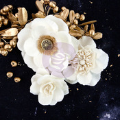 Sancia Mulberry Paper Flowers - Chaste - Prima