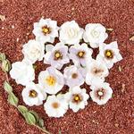 Lalia Mulberry Paper Flowers - Pura - Prima