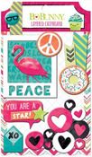 Forever Young Layered Chipboard - Bo Bunny