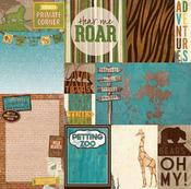 Habitat Paper - Safari - Bo Bunny