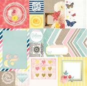 Dreams Paper - Sweet Life - Bo Bunny