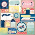 Flutter Paper - Sweet Life - Bo Bunny