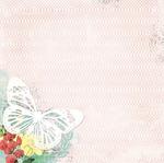 Wish Paper - Sweet Life - Bo Bunny