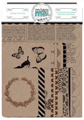 Kraft Journal Contents - Misc Me - Bo Bunny