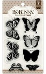 Flutter Clear Stamps - Bo Bunny