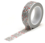 Magic Word Grid Trendy Tape - Queen