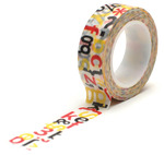 Magic Letter Jumble Trendy Tape - Queen