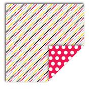 Magic Bubbles & Polkas Paper - Queen & Co