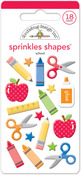 School Sprinkles - Doodlebug