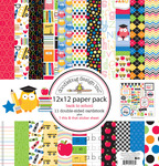 Back To School Paper Pack - Doodlebug
