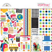 Back To School Essentials Kit - Doodlebug