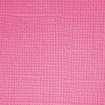 Strawberry  Textured 12x12 Cardstock - Doodlebug