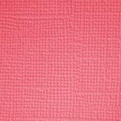 Watermelon  Textured 12x12 Cardstock - Doodlebug