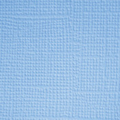 Bubble Blue  Textured 12x12 Cardstock - Doodlebug