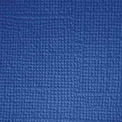 Blueberry  Textured 12x12 Cardstock - Doodlebug