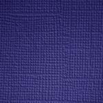 Violet  Textured 12x12 Cardstock - Doodlebug