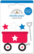 Little Red Wagon Doodlepops - Doodlebug