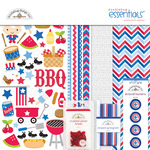 Patriotic Picnic Essentials Kit - Doodlebug