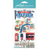 London  Jolee's Boutique Dimensional Stickers