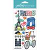 Jolee's Boutique Dimensional Stickers - Paris