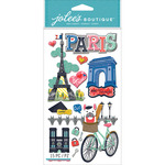 Jolee's Boutique Dimensional Stickers - Paris