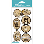 Jolee's Boutique Dimensional Stickers - Wedding Icons