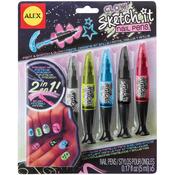 Glow - Sketch It Nail Pens