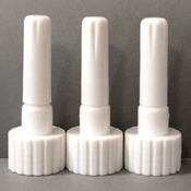 "24/410 Cap - Fineline Applicators 20 Gauge .5"" Dispensing Tip 3/Pkg"