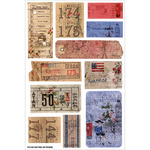 Love 2 Travel Stickers - FabScraps