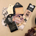 The Archivist Tags & Tickets - Prima