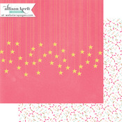 Sprinkles Paper - Happy - Websters Pages
