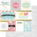Hip Hip Hooray Paper - Happy - Websters Pages