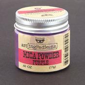 Purple Mica Powder - Art Ingredients - Prima